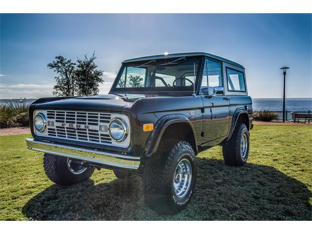 1976 Ford Bronco (CC-1275416) for sale in Pensacola, Florida