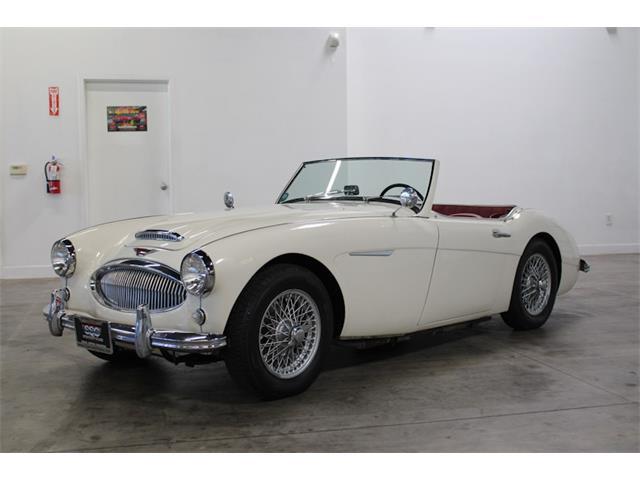 1962 Austin-Healey 3000 (CC-1270542) for sale in Fairfield, California