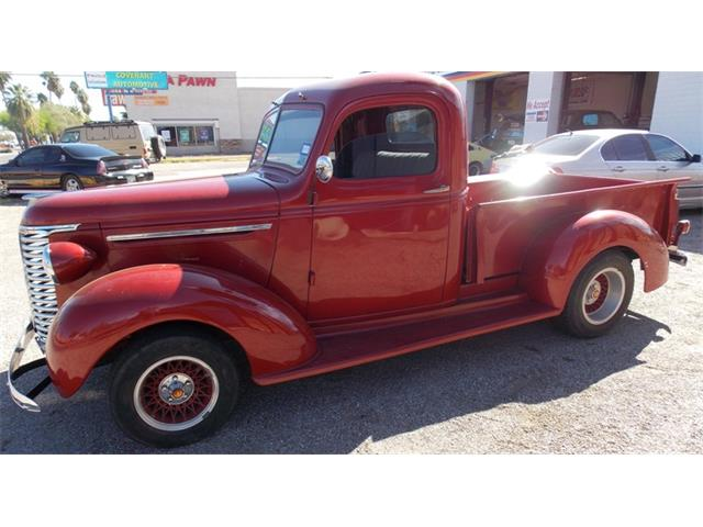 1939 Chevrolet Pickup (CC-1275421) for sale in Tucson, AZ - Arizona