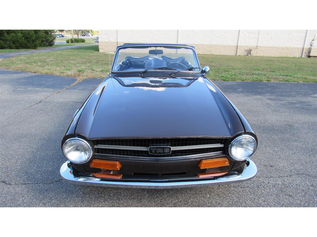 1973 Triumph TR6 (CC-1275425) for sale in Milford, Ohio