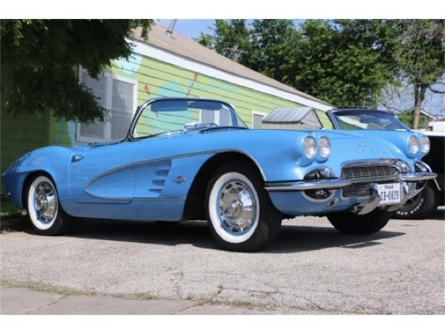 1961 Chevrolet Corvette (CC-1275428) for sale in Austin, Texas