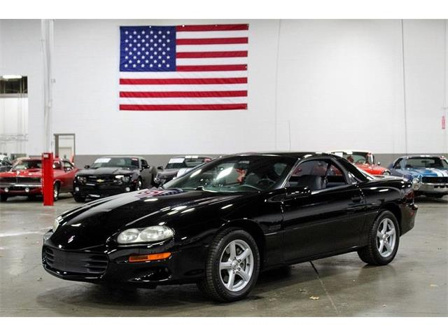 2000 Chevrolet Camaro (CC-1275444) for sale in Kentwood, Michigan