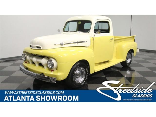 1952 Ford F1 (CC-1275448) for sale in Lithia Springs, Georgia