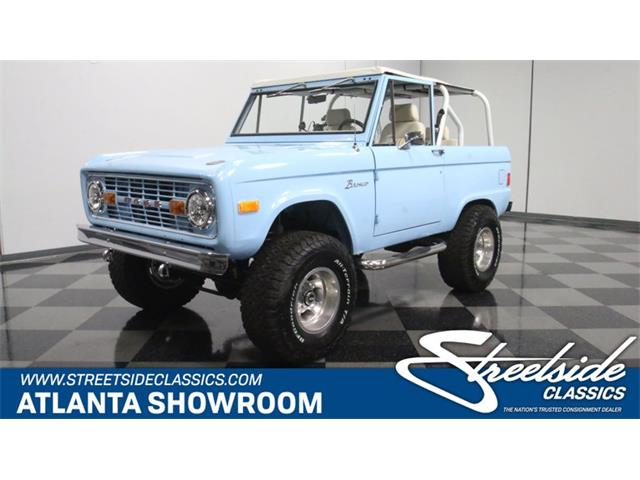 1977 Ford Bronco (CC-1275450) for sale in Lithia Springs, Georgia