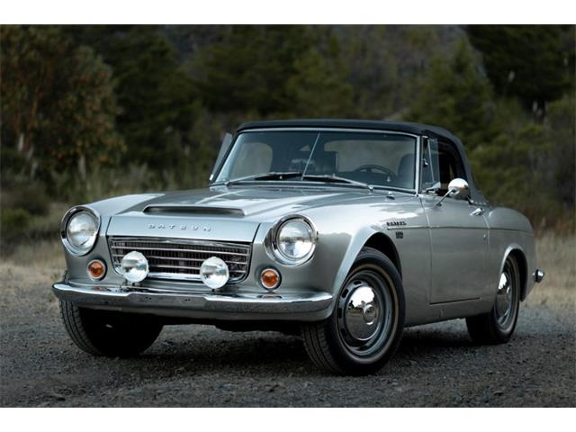 1967 Datsun 1600 (CC-1275454) for sale in Los Angeles, California
