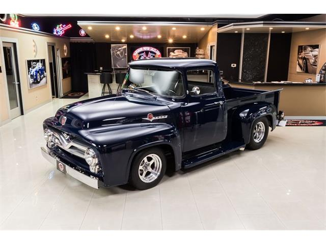 1956 Ford F100 (CC-1275456) for sale in Plymouth, Michigan