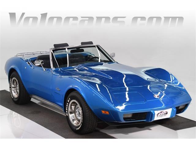 1975 Chevrolet Corvette (CC-1275468) for sale in Volo, Illinois