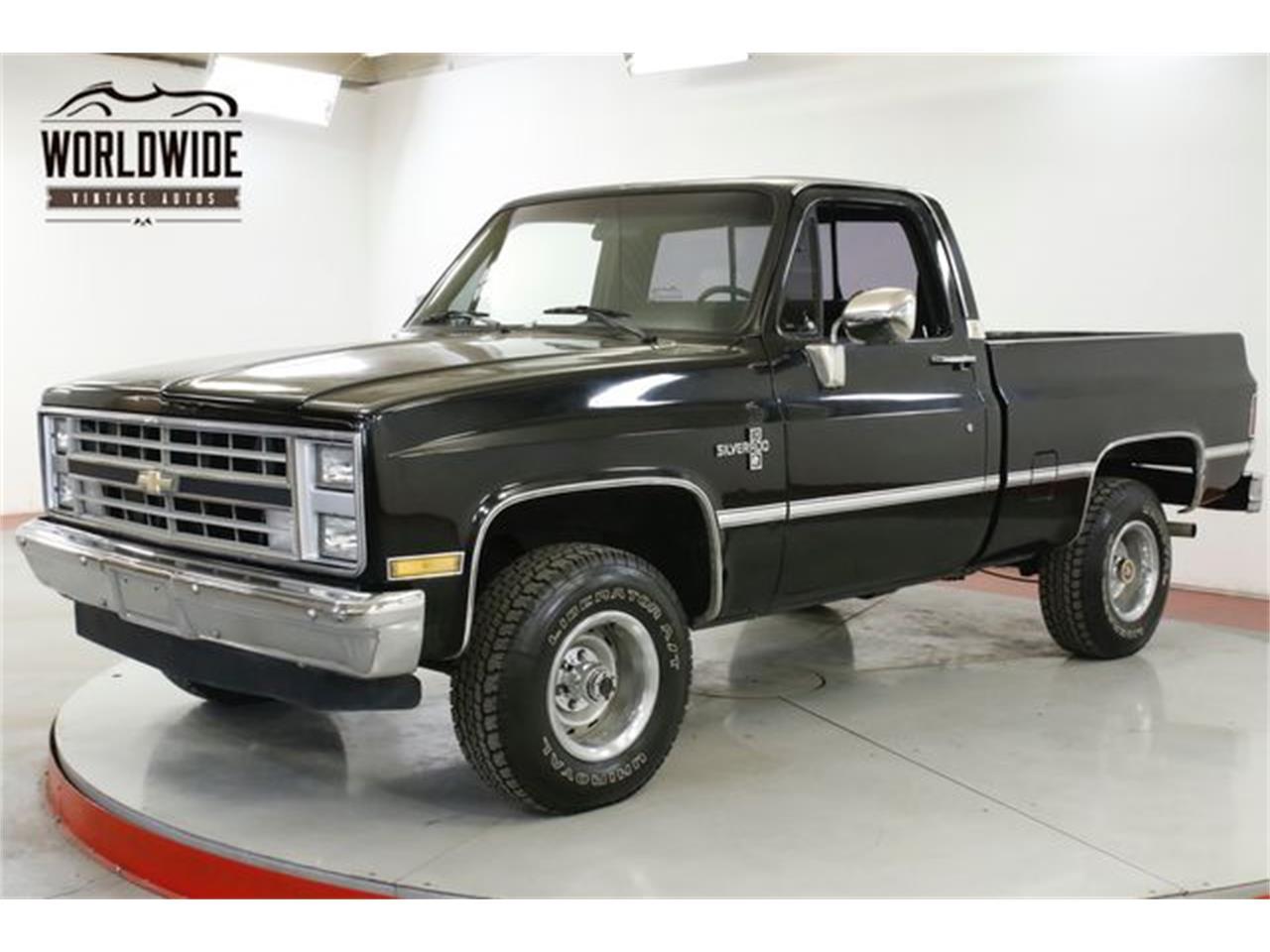 1985 Chevrolet Silverado (CC-1275482) for sale in Denver , Colorado