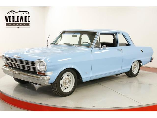 1962 Chevrolet Nova (CC-1275484) for sale in Denver , Colorado
