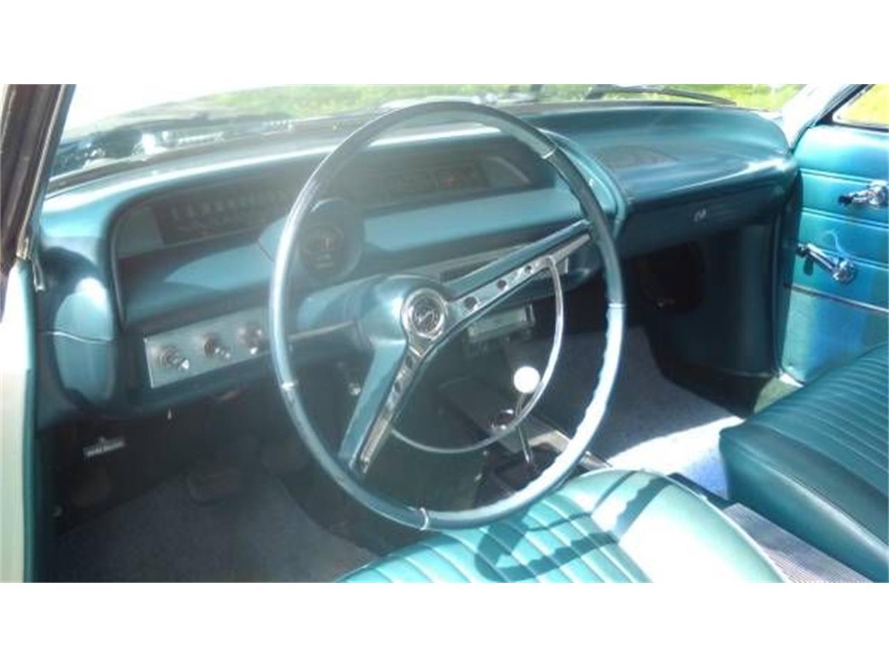 1963 Chevrolet Impala (CC-1275499) for sale in Cadillac, Michigan