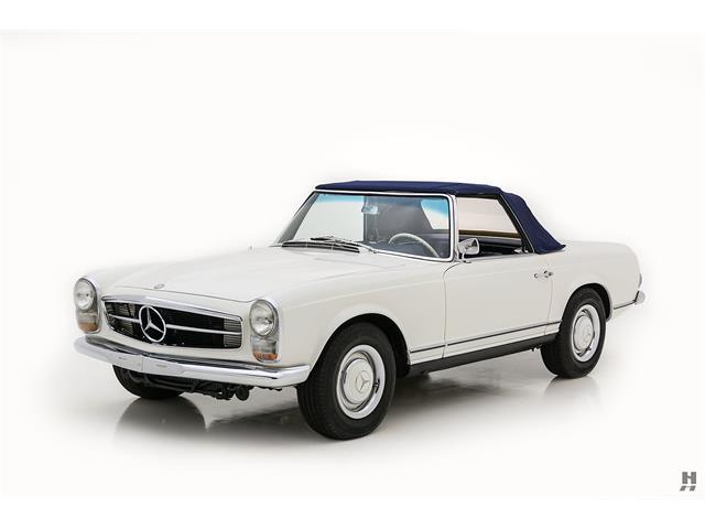 1967 Mercedes-Benz 230SL (CC-1275548) for sale in Saint Louis, Missouri