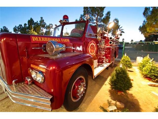 1966 Maxim Fire Truck (CC-1270557) for sale in Cadillac, Michigan