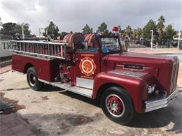 1966 Maxim Fire Truck (CC-1270557) for sale in Cadillac, Michigan