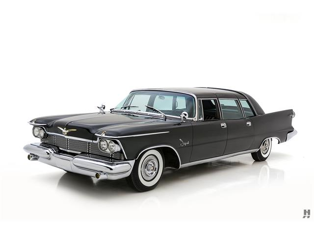 1958 Chrysler Imperial Crown