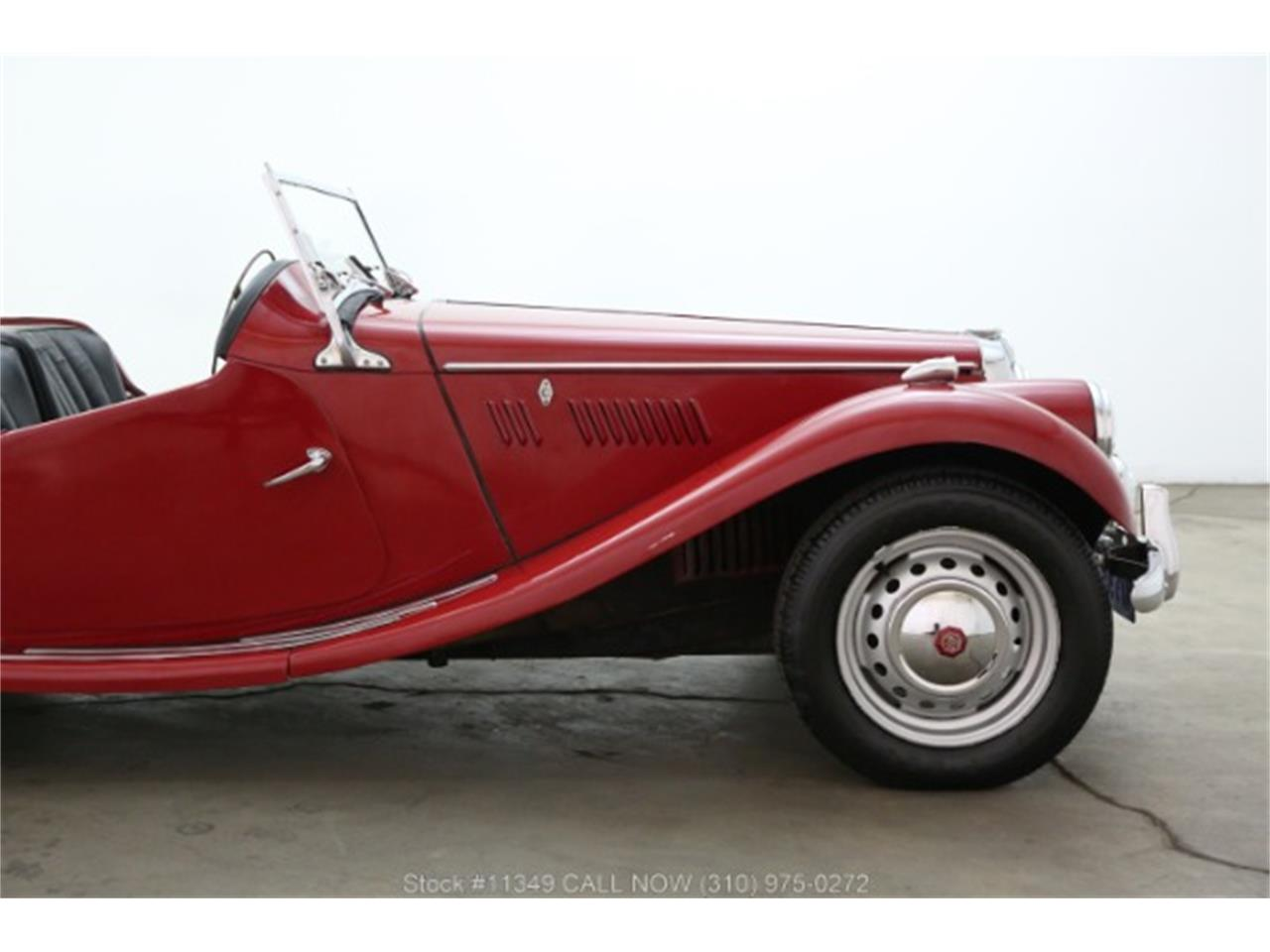 1954 MG TF (CC-1270558) for sale in Beverly Hills, California