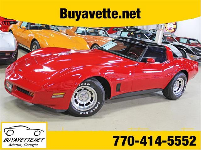 1982 Chevrolet Corvette (CC-1275627) for sale in Atlanta, Georgia