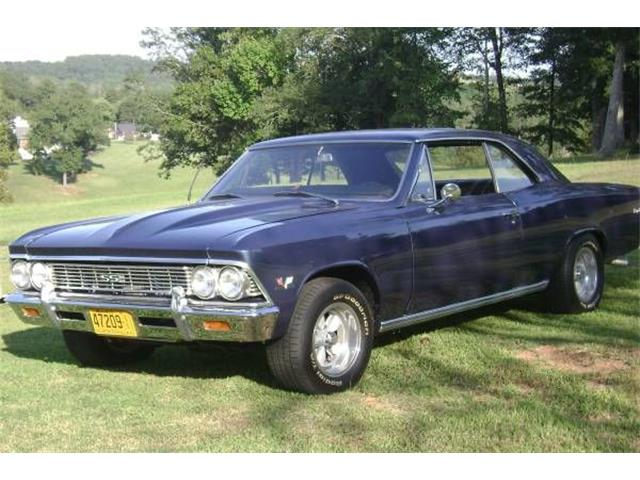 1966 Chevrolet Chevelle (CC-1275646) for sale in Cadillac, Michigan