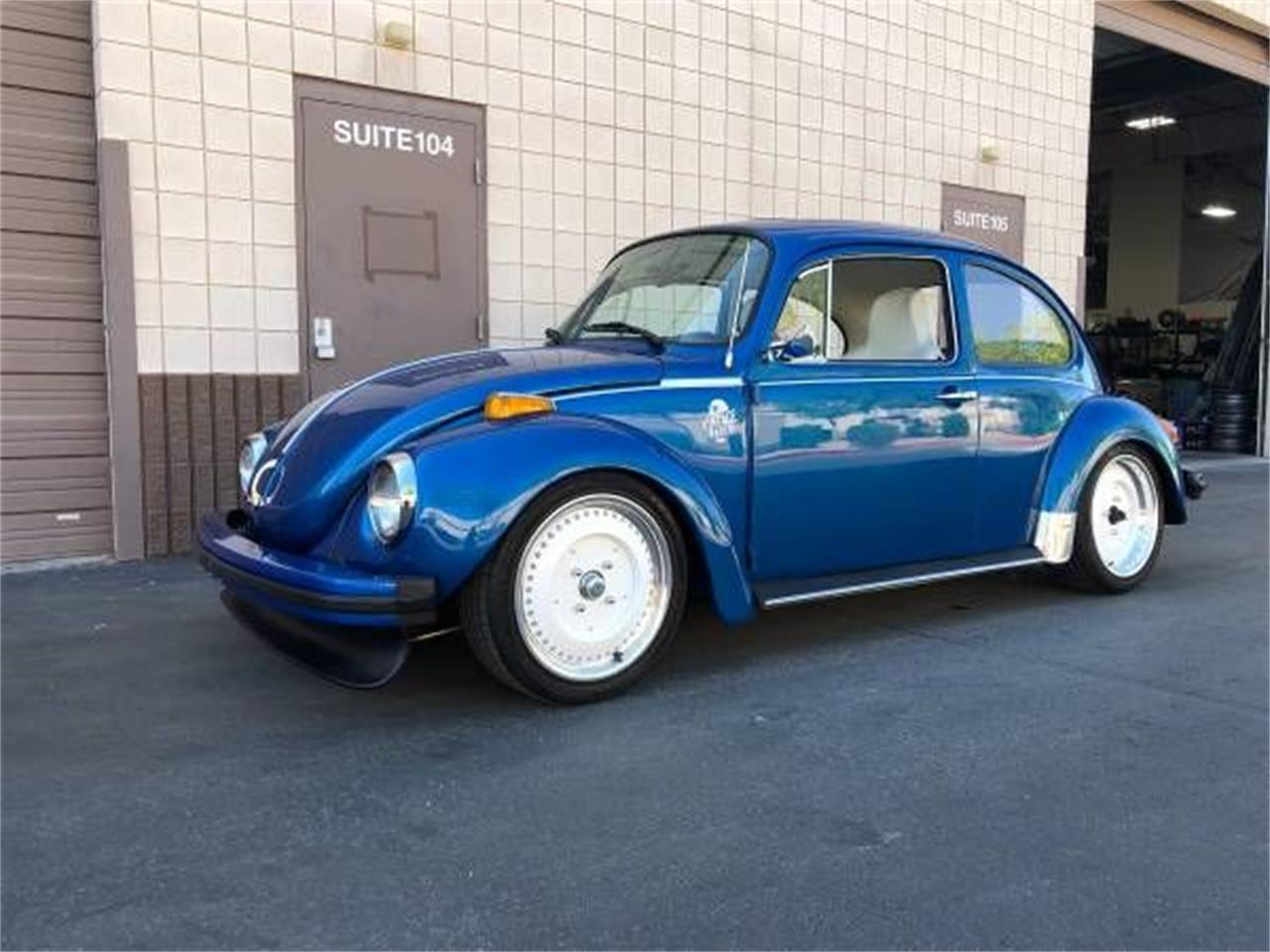 1974 Volkswagen Super Beetle (CC-1275649) for sale in Cadillac, Michigan