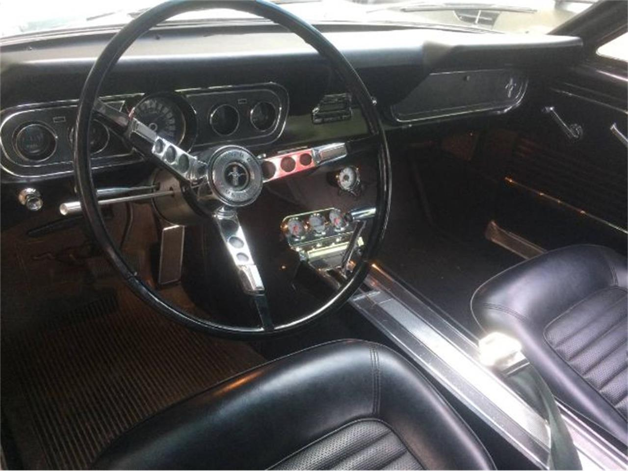 1966 Ford Mustang (CC-1275650) for sale in Cadillac, Michigan