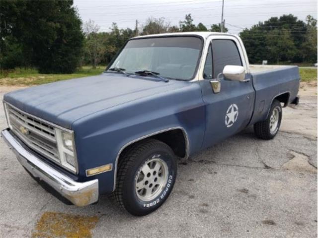 1987 GMC Pickup
