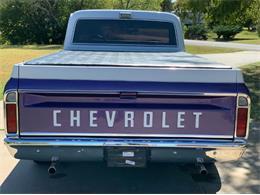 1972 Chevrolet C10 (CC-1275664) for sale in Cadillac, Michigan