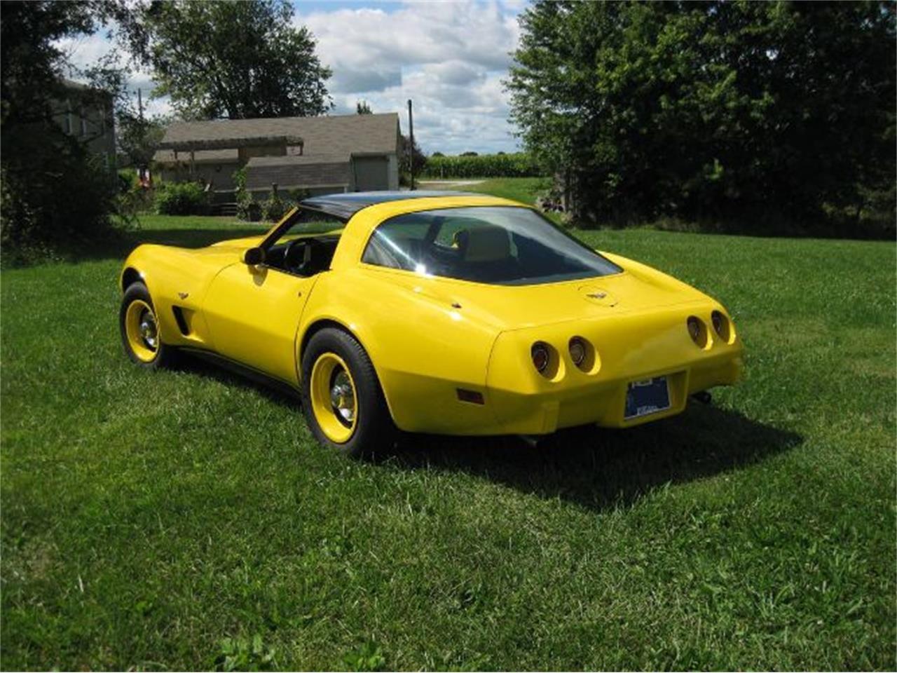 1979 Chevrolet Corvette (CC-1275674) for sale in Cadillac, Michigan