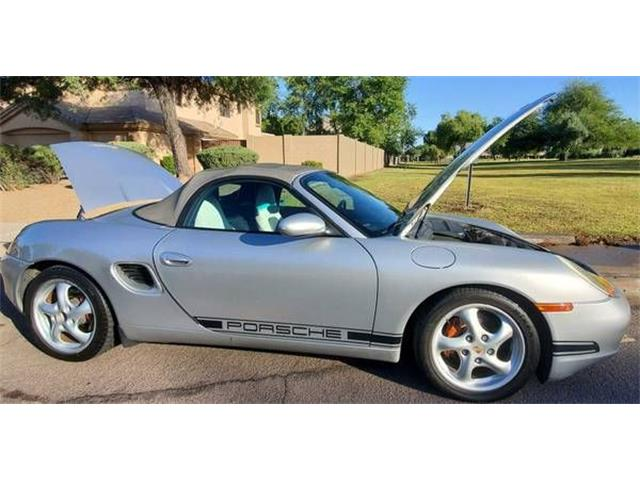 1997 Porsche Boxster (CC-1275677) for sale in Cadillac, Michigan