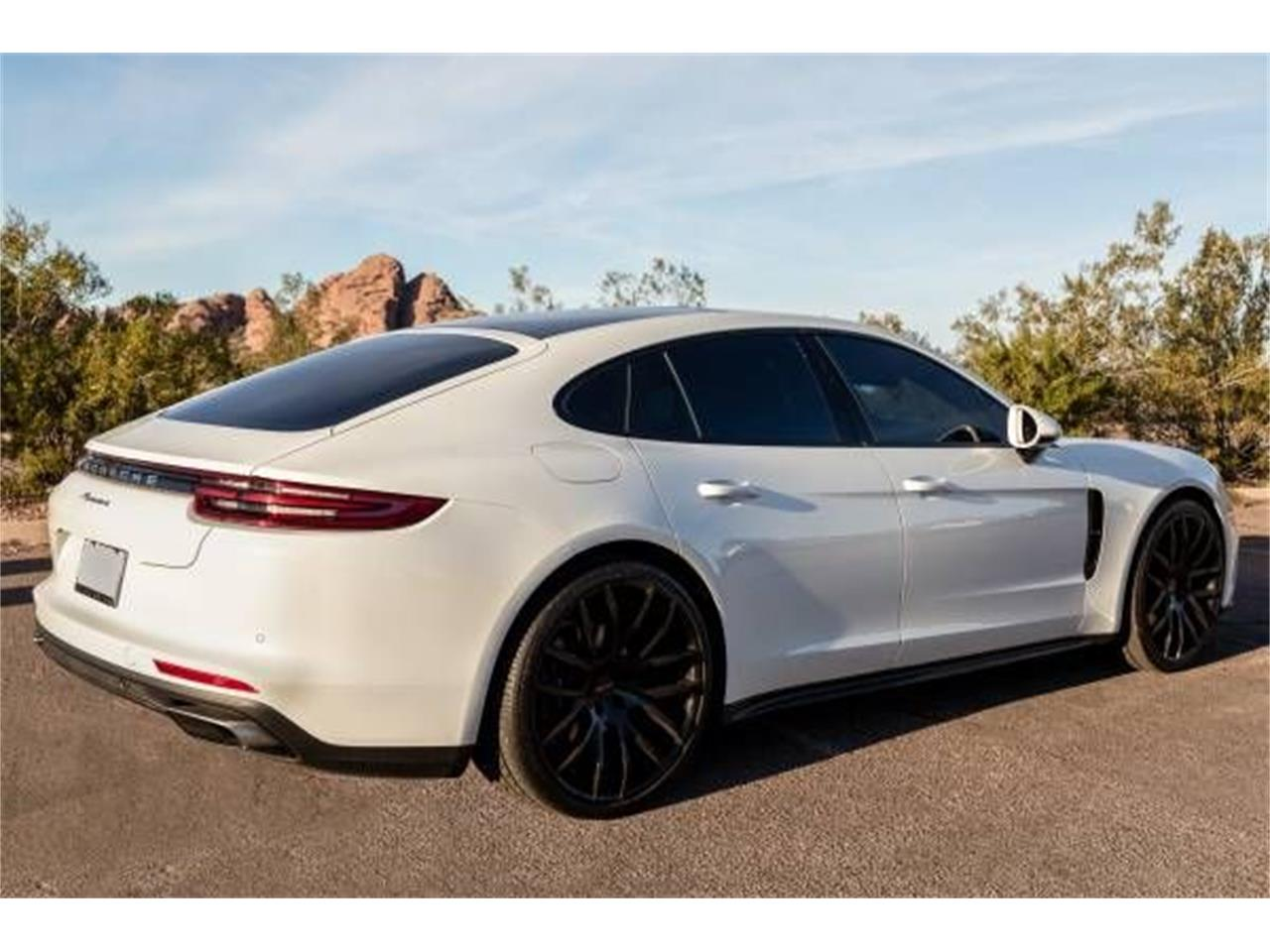 2018 Porsche Panamera (CC-1275678) for sale in Cadillac, Michigan