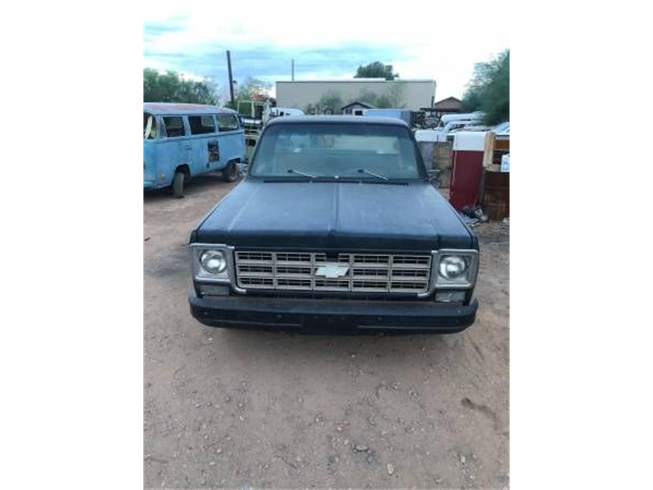 1979 Chevrolet C10 (CC-1275683) for sale in Cadillac, Michigan
