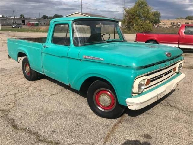 1962 Ford F100 (CC-1275686) for sale in Cadillac, Michigan