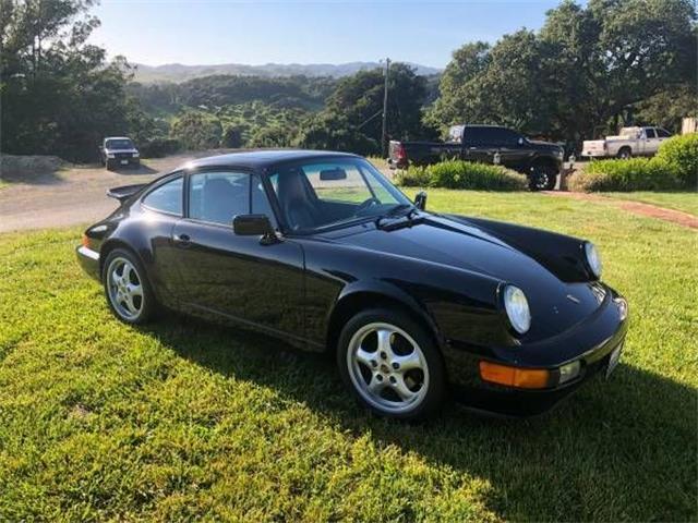 1991 Porsche Carrera (CC-1275696) for sale in Cadillac, Michigan