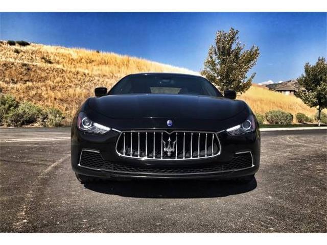 2015 Maserati Ghibli (CC-1275699) for sale in Cadillac, Michigan
