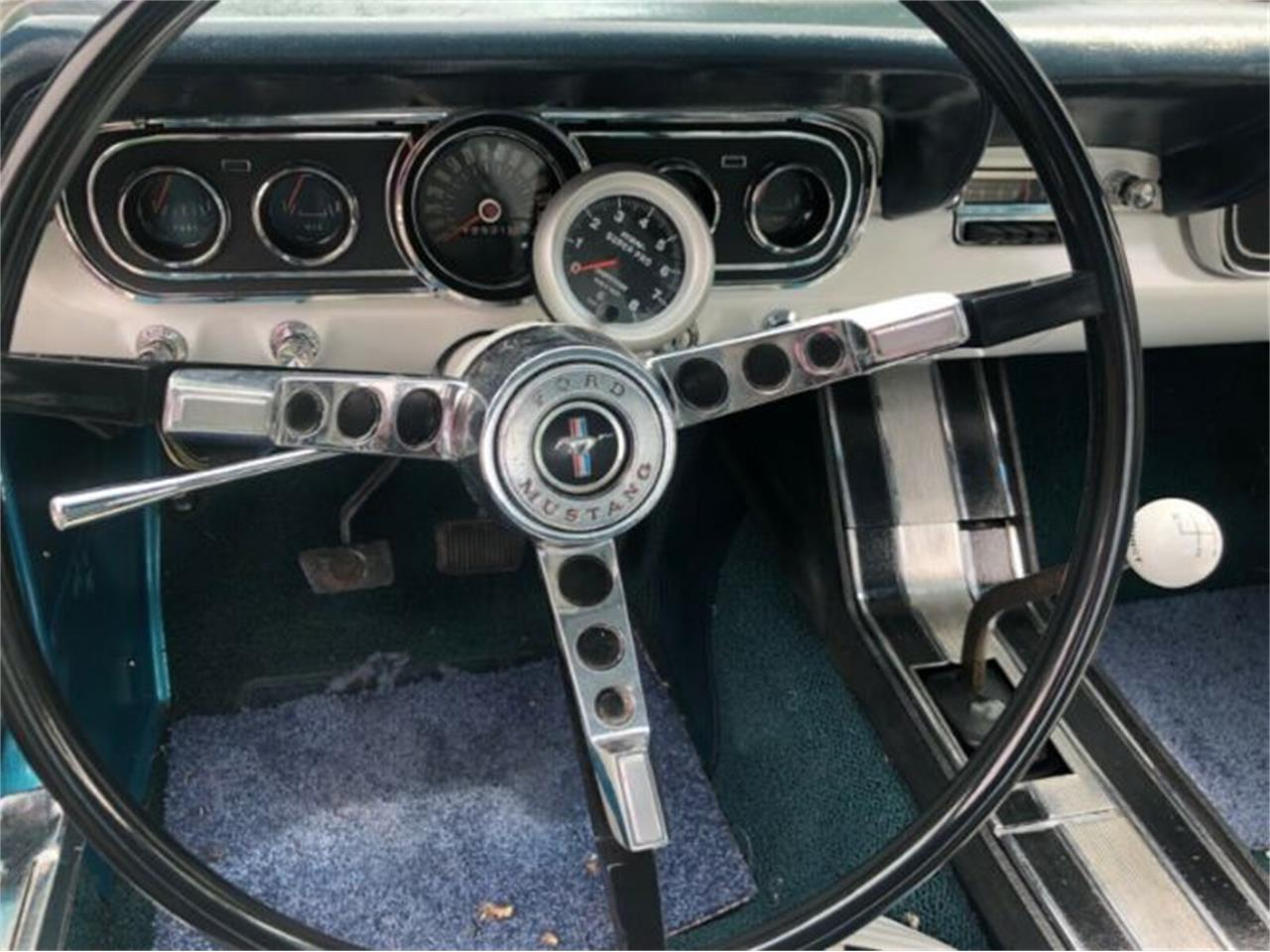 1966 Ford Mustang (CC-1275701) for sale in Cadillac, Michigan