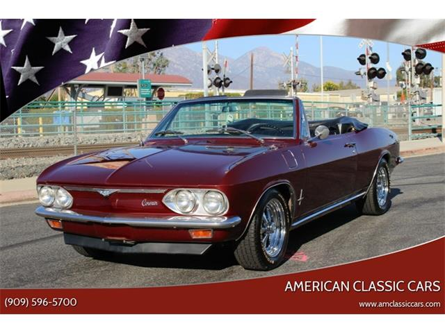 1966 Chevrolet Corvair (CC-1275710) for sale in La Verne, California