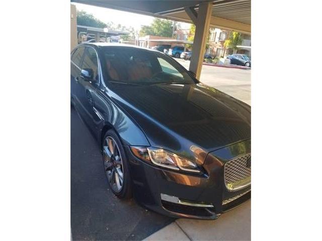 2016 Jaguar XJ (CC-1275711) for sale in Cadillac, Michigan