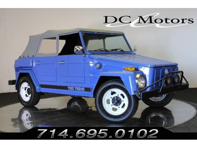1973 Volkswagen Thing (CC-1275713) for sale in Anaheim, California