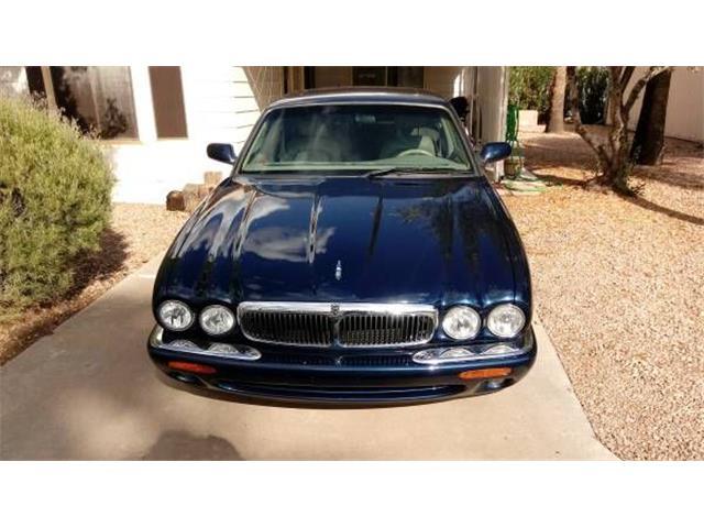 2003 Jaguar XJ8 (CC-1275717) for sale in Cadillac, Michigan