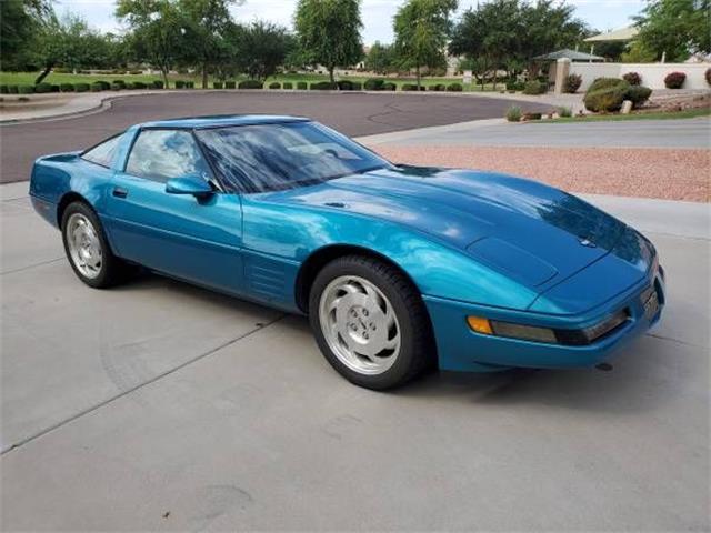 1994 Chevrolet Corvette (CC-1275718) for sale in Cadillac, Michigan