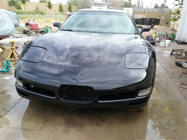 2001 Chevrolet Corvette (CC-1275719) for sale in Cadillac, Michigan