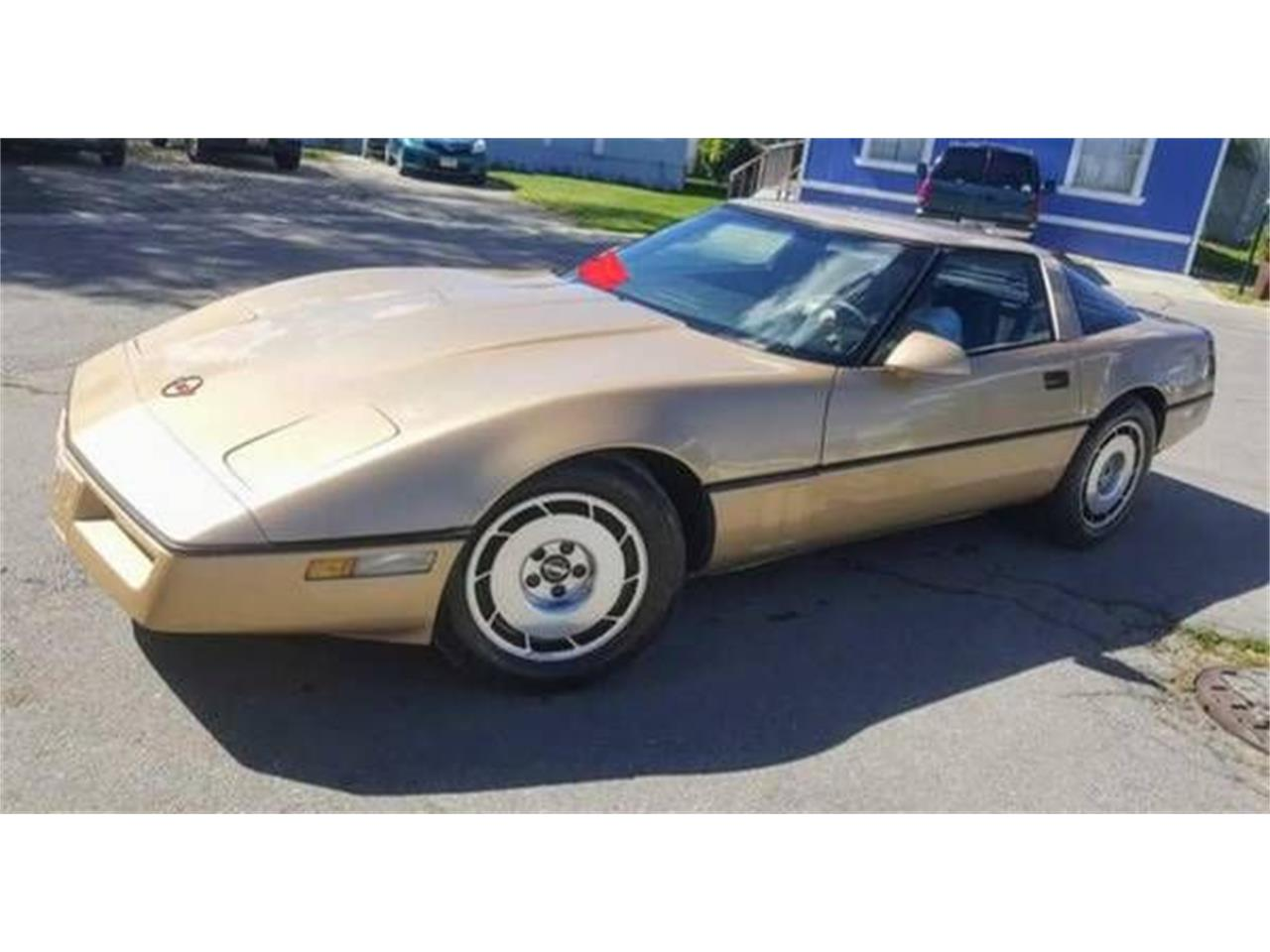 1985 Chevrolet Corvette (CC-1275721) for sale in Cadillac, Michigan