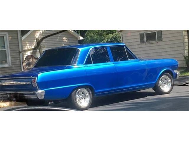 1964 Chevrolet Nova (CC-1275723) for sale in Cadillac, Michigan