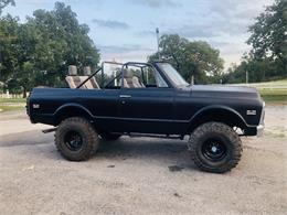 1972 GMC Jimmy (CC-1275789) for sale in Wilson, Oklahoma