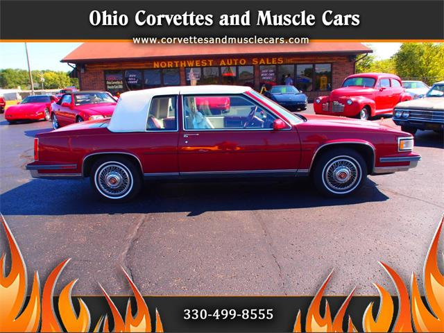 1988 Cadillac DeVille (CC-1270579) for sale in North Canton, Ohio