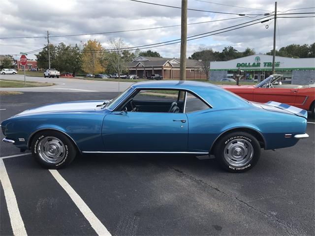 1968 Chevrolet Camaro (CC-1275792) for sale in Clarksville, Georgia