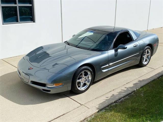 2004 Chevrolet Corvette (CC-1275796) for sale in Burr Ridge, Illinois