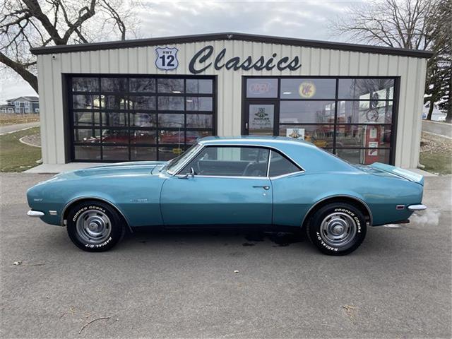 1968 Chevrolet Camaro (CC-1275799) for sale in Webster, South Dakota