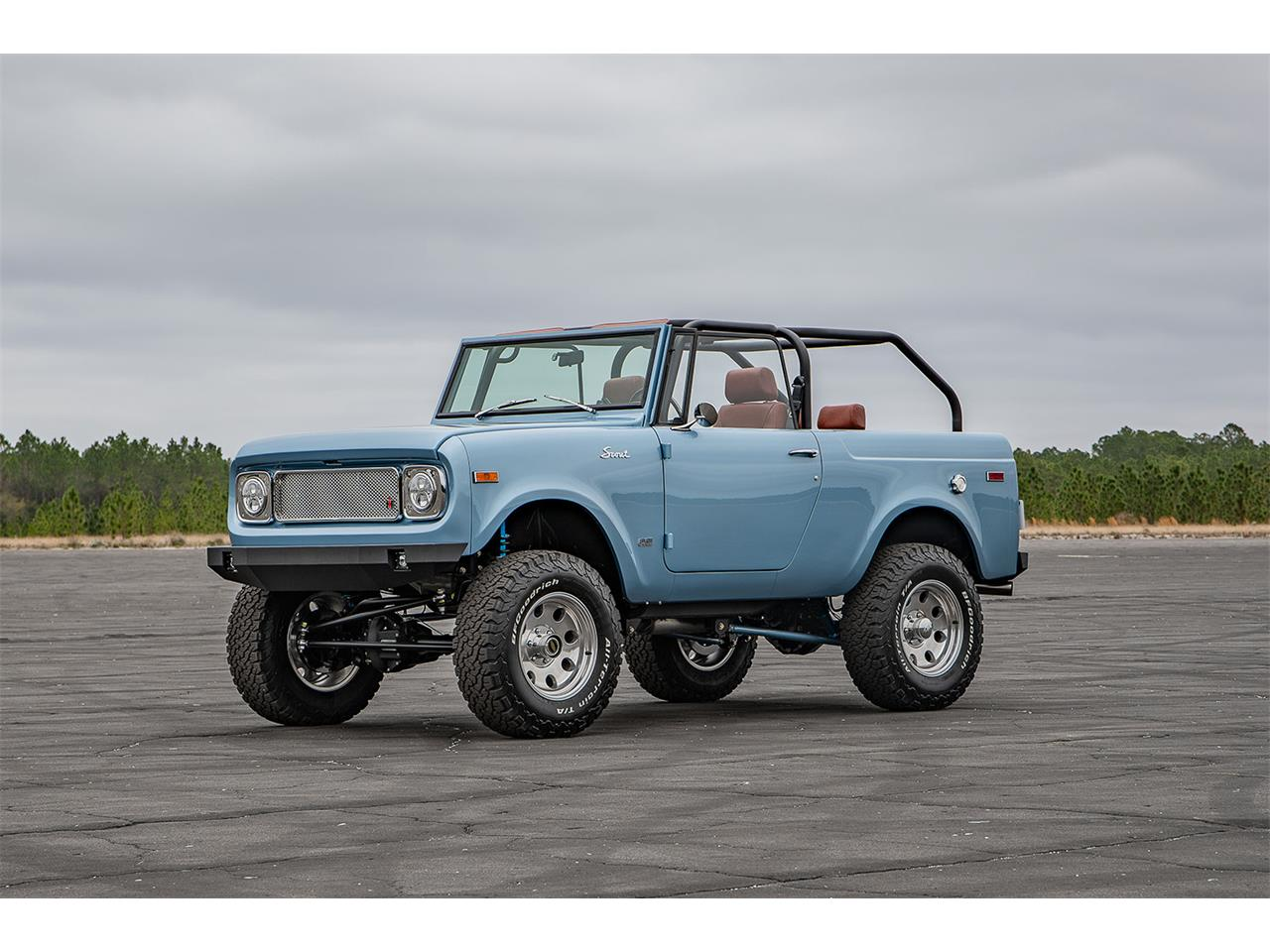 1971 International Harvester Scout (CC-1275812) for sale in Pensacola, Florida