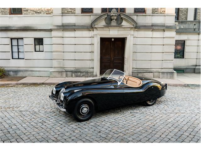 1950 Jaguar XK120 (CC-1275822) for sale in Pontiac, Michigan