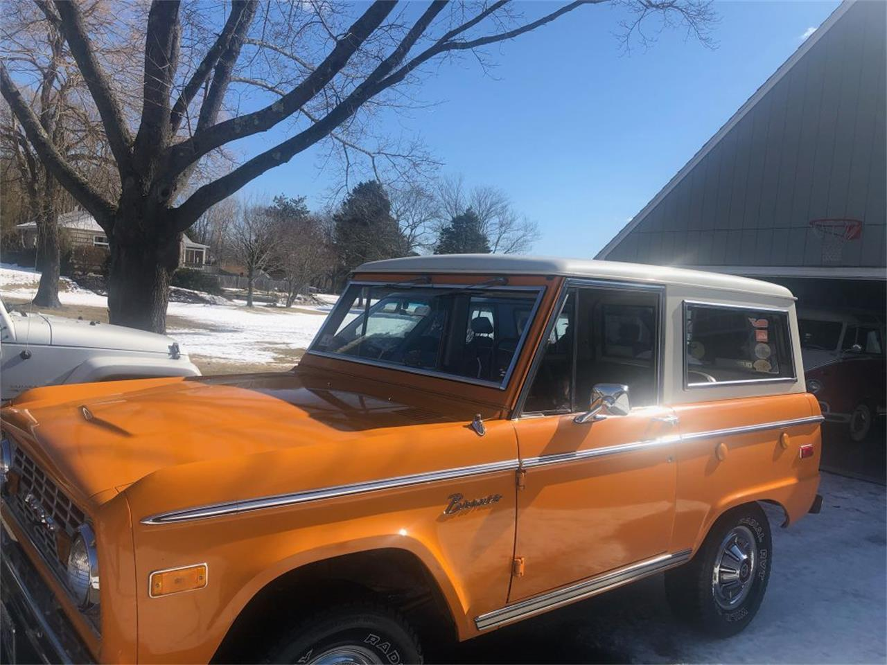 1973 Ford Bronco (CC-1270583) for sale in West Pittston, Pennsylvania