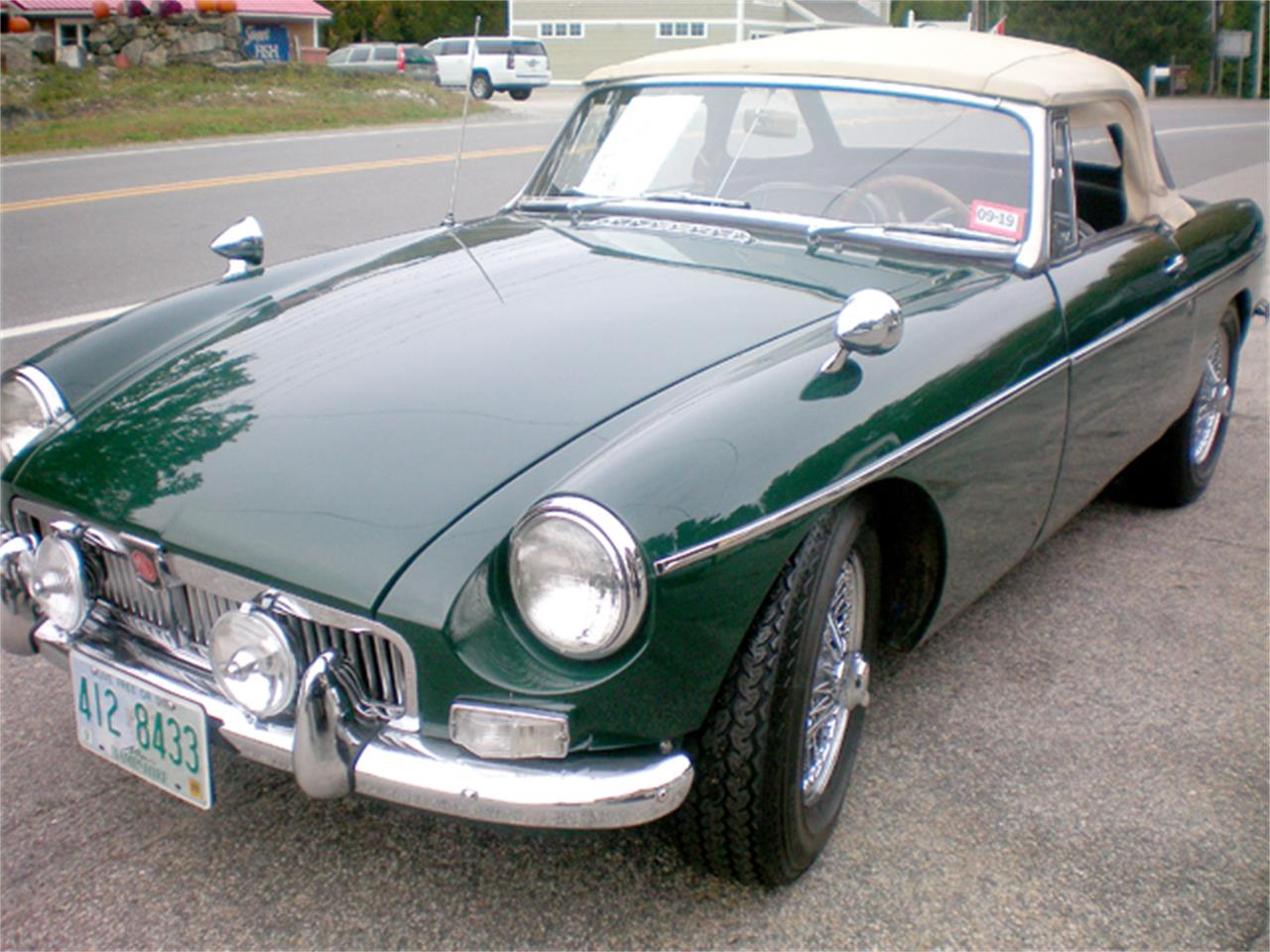 1964 MG MGB (CC-1275830) for sale in Rye, New Hampshire